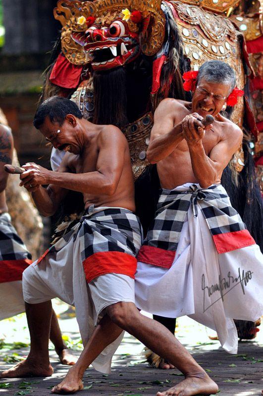 Barong Dance - Gianyar, Bali