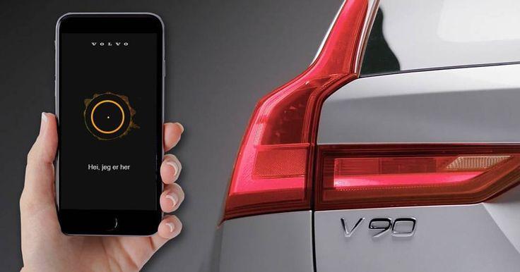 Få et eksklusivt innblikk i ideene bak nye V90s luksuriøse utseende og se andre inspirerende filmer - introdusert av V selv, verdens første intelligente bilguide. Si hei til V og vinn nye Volvo V90. #SnakkMedV