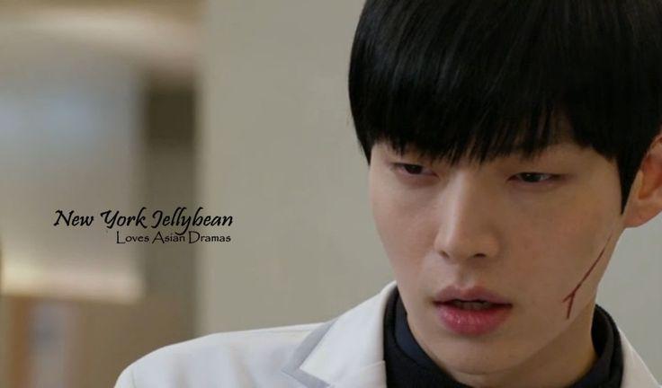 Ahn Jae-Hyeon 안재현 as Park Ji-Sang ~ Blood 블러드 ~ 2014 ~ Episode 05