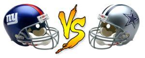 New York Giants vs Dallas Cowboys Live Stream