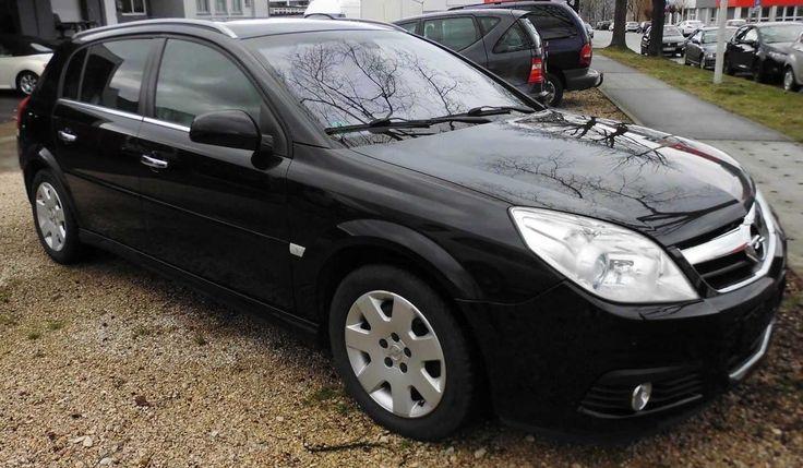 Opel Signum 3,0 CDTI Automatik, Navi, Leder, Xenon, Standheizung, TÜV NEU