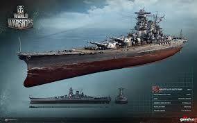 Znalezione obrazy dla zapytania world of warships statki