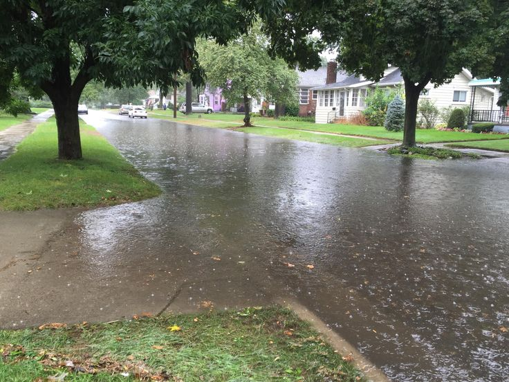 Flash flood watch extended to 8 p.m. for southeast Michigan