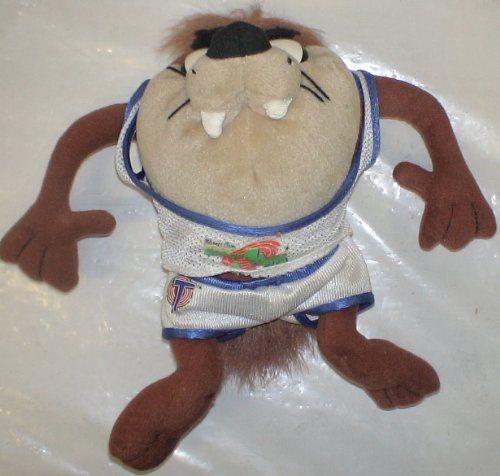 Looney Tunes Space Jam Tasmanian Devil 8 Bean Bag Plush @ niftywarehouse.com