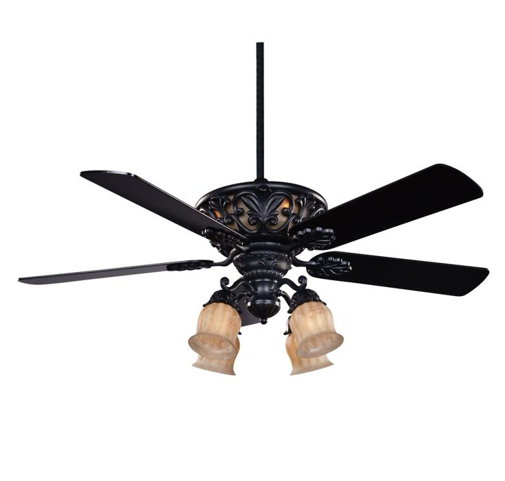 Savoy House The Monarch 5 Blade Ceiling Fan With Remote