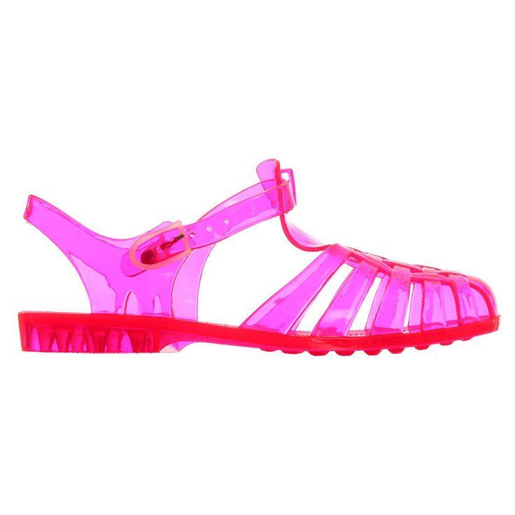 Ark Pink Lugo J... Xuxa Jelly Sandals