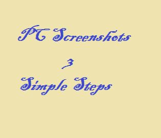 Take PC Screenshot in just a matter of seconds.Three simple methods are shown to you for capturing the screen with ease and fastness.