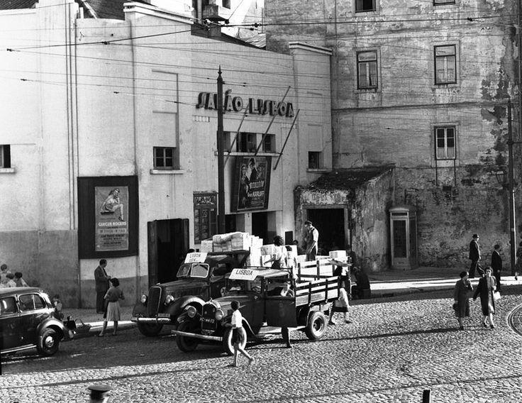 Salão Lisboa, Martim Moniz.