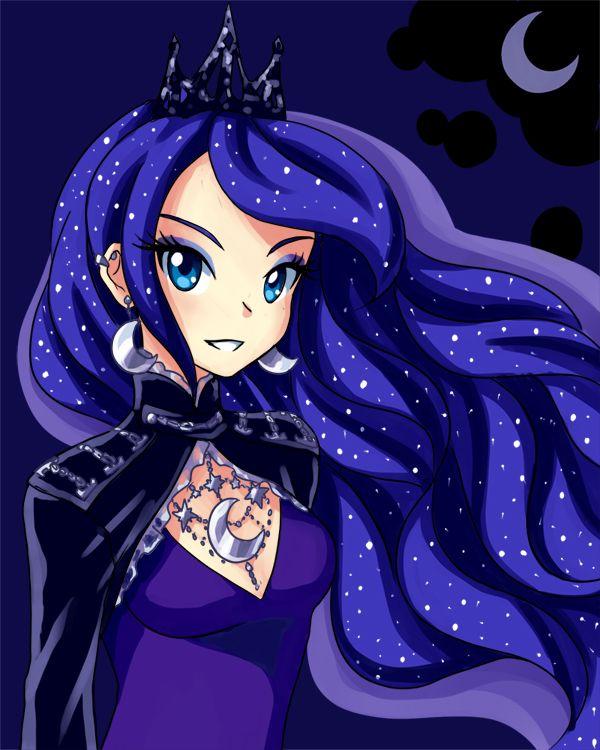 entendre-la-voix-de-mon-âme: Luna par semehammer