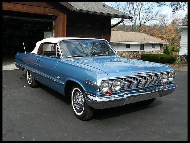 A D Bb Be Cc Impalas Convertible