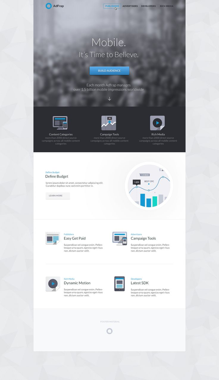 Adfrap-mobile-marketing-web-site-pixels