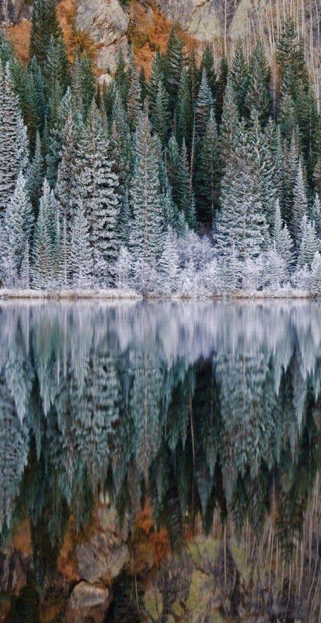 Bear Lake in Rocky Mountain National Park, Colorado http://blogue.nossaalternativa.com