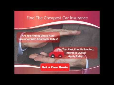 How to find the cheapest car insurance - WATCH VIDEO HERE -> http://bestcar.solutions/how-to-find-the-cheapest-car-insurance     Request your free quote here: Discover the best place to get the cheapest car insurance with affordable rates. Ask for your free quote with LoansStore.Com!   Video credits to Roland Martin YouTube channel