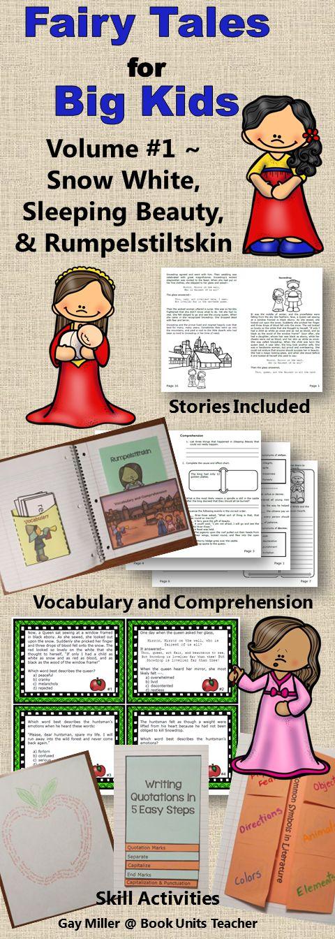 short fairy tale stories pdf