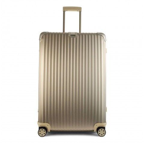 Rimowa - Topas Titanium Four-Wheel Large Suitcase 74.5cm - Titanium - Topas Titanium
