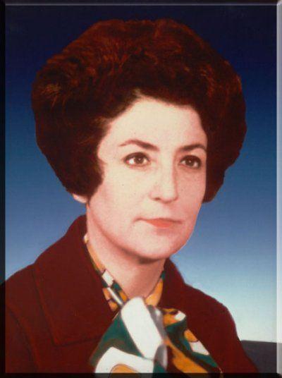 İlk Kadın BAKAN  1971   Prof.Dr.Türkan Akyol