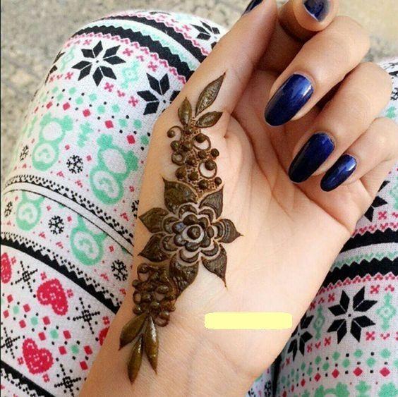 Mehndi Henna Pen : Oltre fantastiche idee su arabic mehndi design images