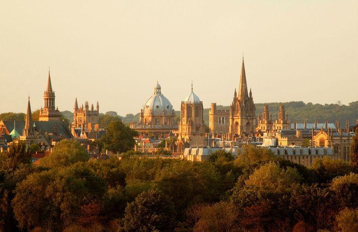 Università di Oxford, Regno Unito