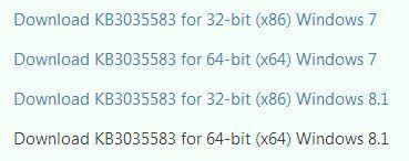 Icona aggiornamento Windows 10 non compare cosa fare