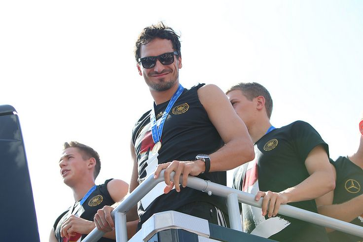 meet and greet mats hummels 2014 super