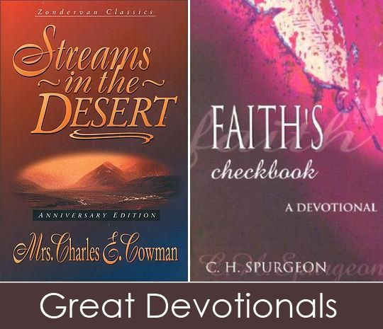 Two Great Devotionals