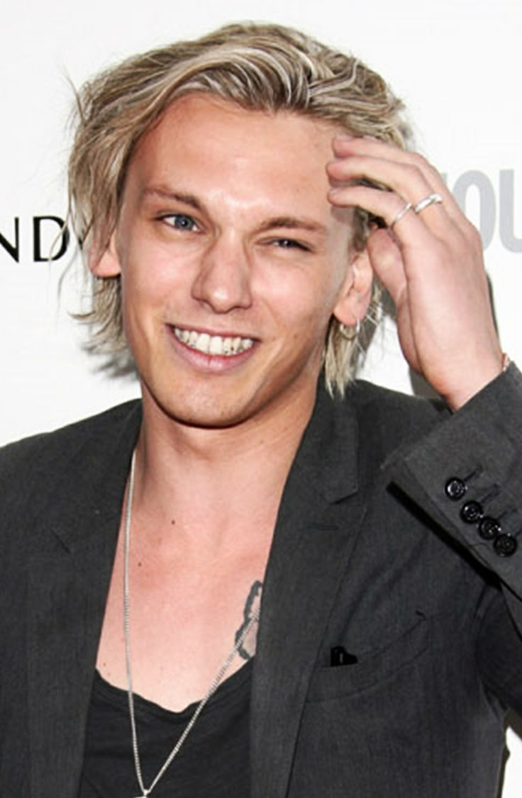 Jamie Campbell-Bower. so cute!!! :)