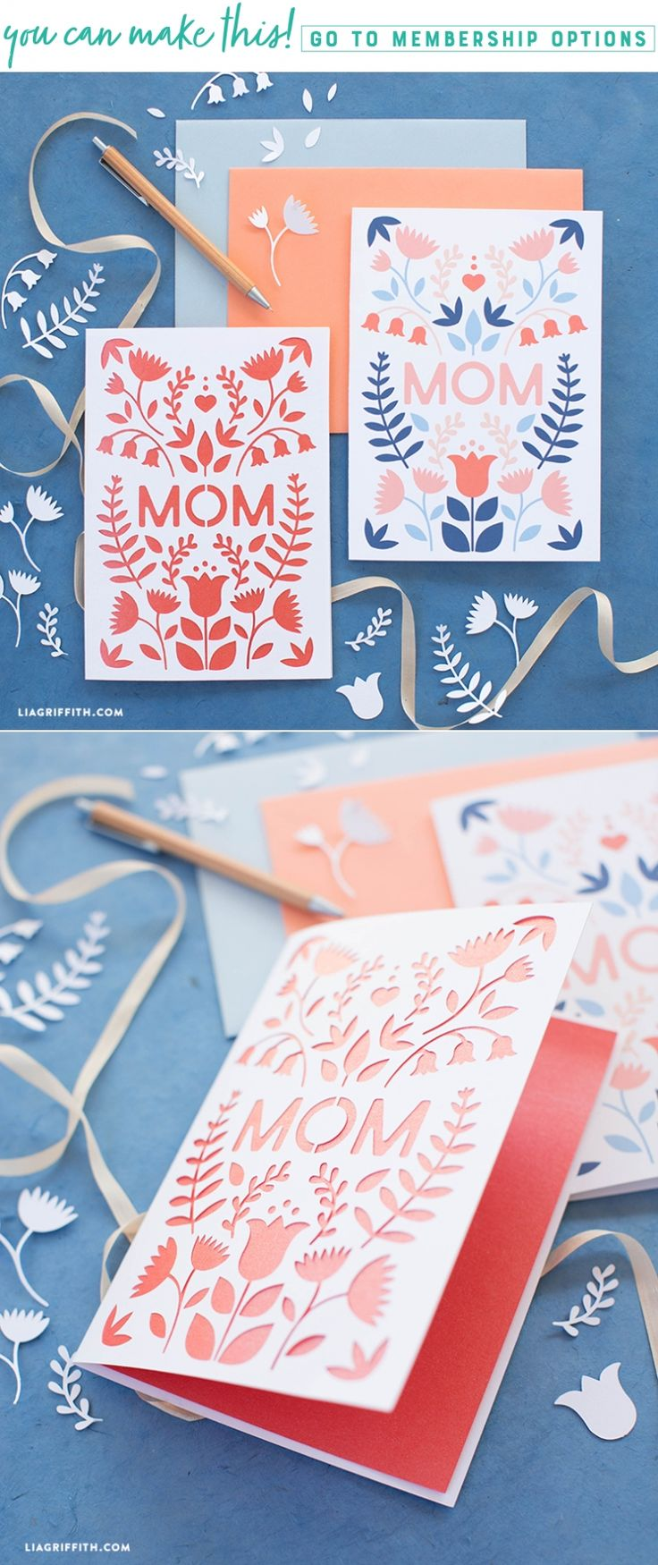 Mother Dearest 🌷❤️ The month to celebrate our mothers is quickly approaching. Show her how much you care by giving her a handmade sentiment. These printable and papercut Mother's Day Cards are a great canvas for your words of appreciation for the most important woman in your life - your mother. https://liagriffith.com/papercut-mothers-day-card/ * * * #mother #mothers #mothersday #mothersdayweekend #diycard #stationary #stationarylove #stationaryaddict #diyidea #diyideas #diycraft #diycrafts…