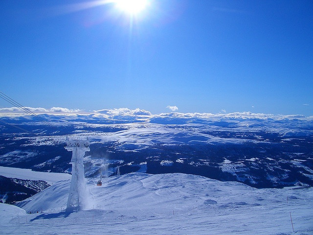 Åre, Sweden. This is gorgeous.