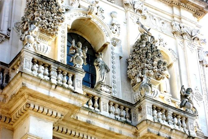 Lecce e le sue meraviglie barocche