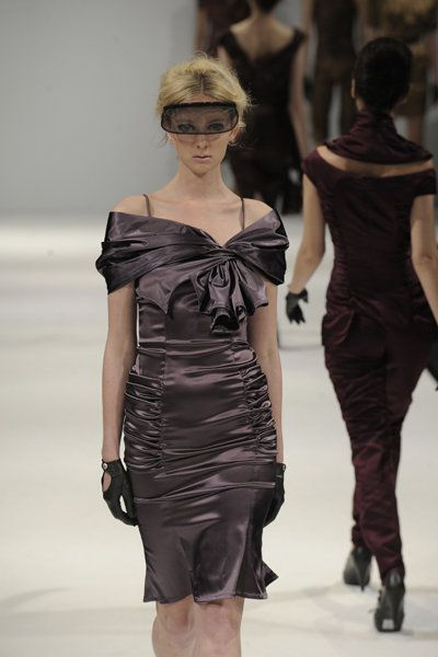 "50's style  Pleated hips dress ""Sophia"" www.lineadiluna.com"