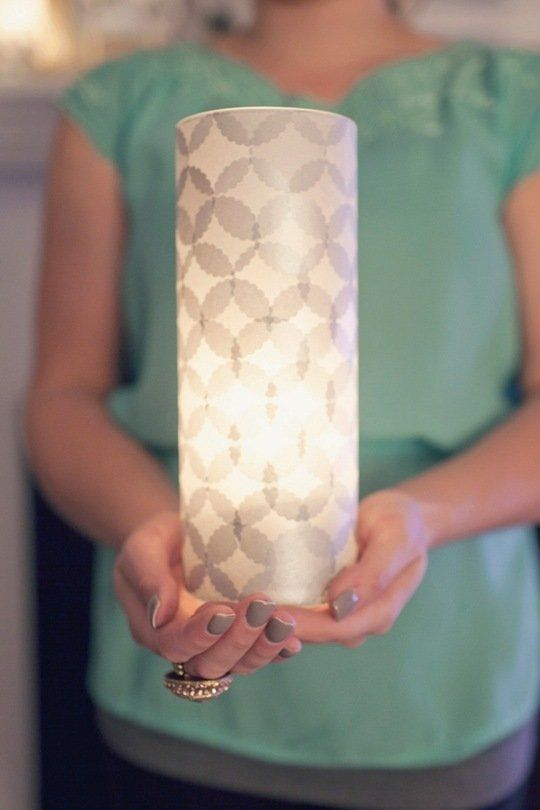 Lighten Up: 5 Ideas for DIY Light Projects | Apartment Therapy