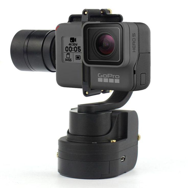 Zhiyun Rider M 3-Axle Wearable Camera Gimbal for GoPro 3 4 Xiaomi Yi SJCAM With APP Wireless Remote Control PK Feiyu WG mini
