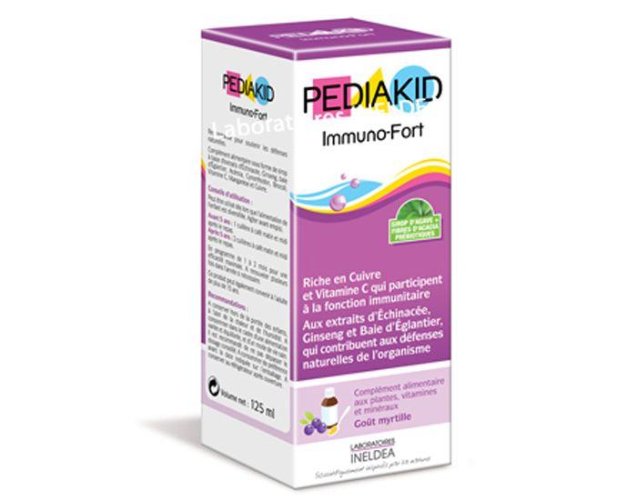 Sirop PEDIAKID Immuno-Fort - Dès 6 mois -