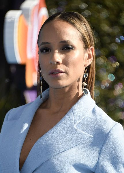 Dania Ramirez Long Straight Cut - Dania Ramirez attended the world premiere of 'Finding Dory' wearing this unstyled 'do.