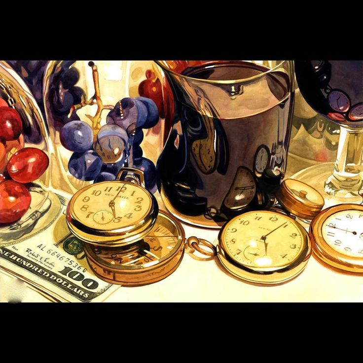 Time and Money by Chris Hartsfield