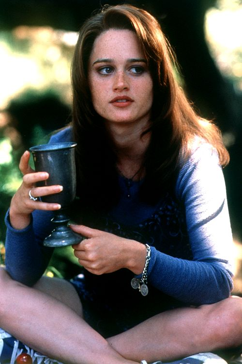 Robin Tunney as Sarah in The Craft, showing on Film4 Friday 3rd February