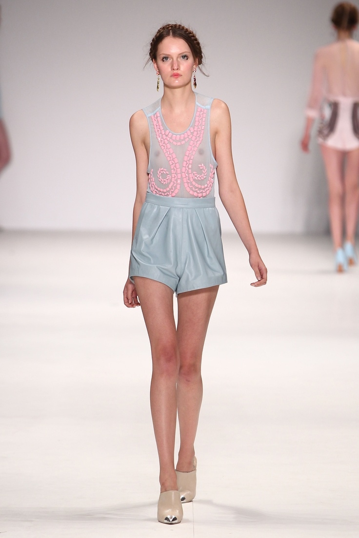 This 'Alice McCall' would look fabulous with a 'bra' and a Summertime Lace Hair Band.