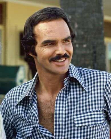 Burt Reynolds,born in 1936