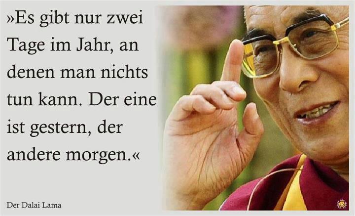 Dalai Lama: Nichts tun .... | Zitate ♥♡♥ | Pinterest ...
