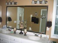 mirredge mirror framing kits so easy to do