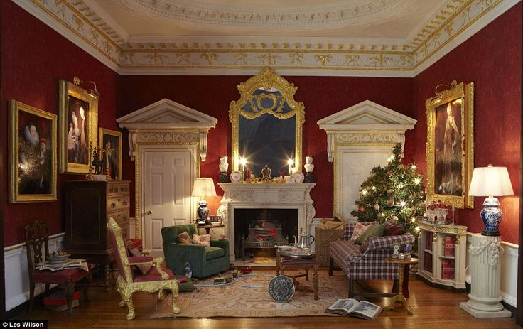 Dioramas and Clever Things: Cabinet of Christmas