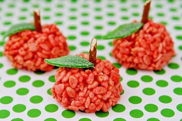 apples for rosh hashanah