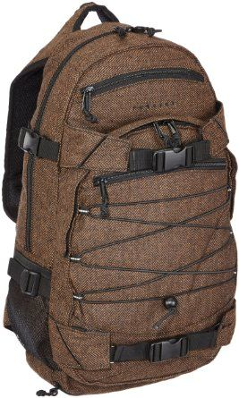 FORVERT Rucksack New Louis, Flannel brown, 50 x 30 x 15 cm, 880060: Amazon.de: Sport & Freizeit