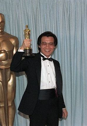 5/24/14 2:52a The Academy Awards Ceremony 1985: Haing S. Ngor  Best Supporting Actor  Oscar for ''The Killing Fields'' 1984 flickr.com