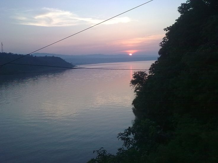Sunset in Himachal !!