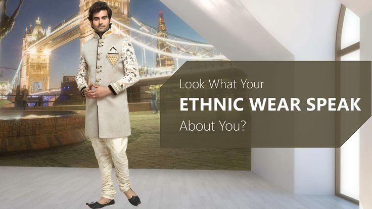 Look what your #EthnicWear speak about you. #Vinzino #Fashion #MensFashion #Style #Traditional #Indian #Wedding