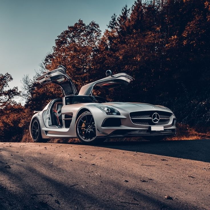 Excuse us, can we just interrupt with a little bit of awesome? The legendary Mercedes-AMG SLS Black Series can never disappoint. Photo: @dennisnoten for #MBsocialcar #MercedesAMG #Mercedes #AMG #SLS #DrivingPerformance #ModernClassic