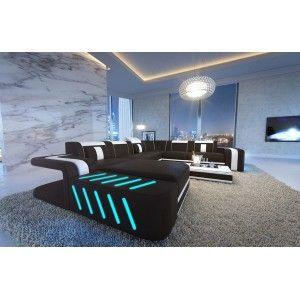 Attractive Designer Sofa SPACE XXL Mit LED Beleuchtung NATIVO Möbel Deutschland Great Pictures