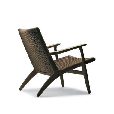 Lounge Chair By Hans J Wegner     Carl Hansen U0026 Søn