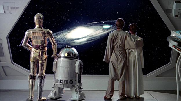 Star Wars (original) | Community Post: The Ten Best Movie Trilogies Of All Time